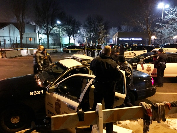 Minneapolis Police cleared out the protesters' encampment outside the Fourth Precinct before dawn on Thursday.