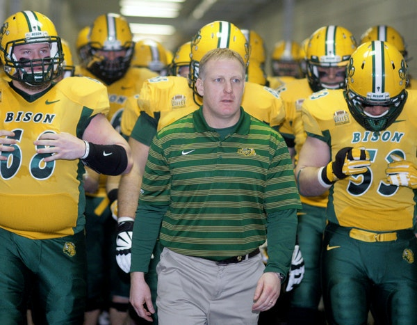 Coach Chris Klieman led North Dakota State to another FCS championship game with a lot of new faces at key positions.