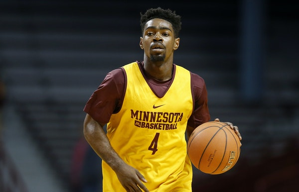 Gophers Kevin Dorsey