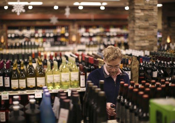 City-owned Edina Liquor store at 50th & France