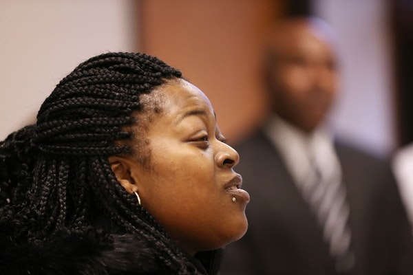 Marsha Mayes spoke about her son Terrell Mayes who was shot and killed 4 years ago.