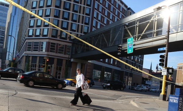 $2 million in upgrades should bring better walking in downtown Minneapolis