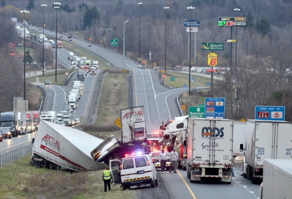 Death toll this year on Minn. roads already over 2014 total