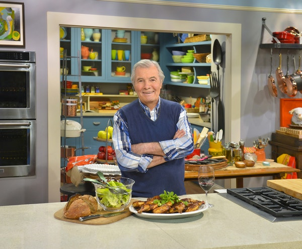 """Jacques Pépin's book reflects his final TV cooking series, """"Jacques Pépin: Heart & Soul,"""" part retrospective on his kitchen career."""
