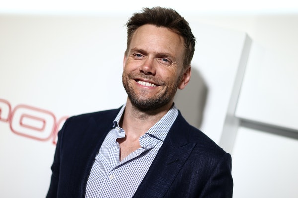 FILE - In this Sept. 17, 2015 file photo, Joel McHale attends the Audi Celebrates Emmys Week 2015 in West Hollywood, Calif. The E! Entertainment netwo