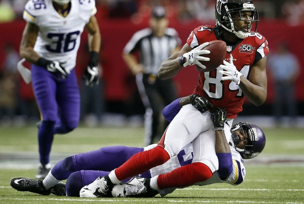 Terence Newman willingly moved to safety when the Vikings were experiencing a depth shortage.