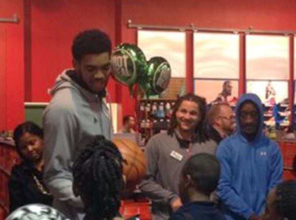 Further evidence that Karl-Anthony Towns is a good person