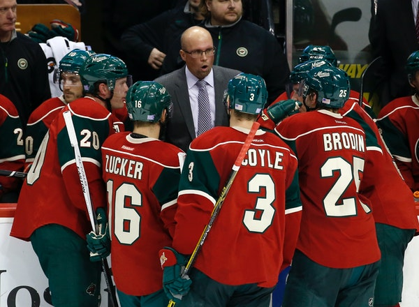"""Wild coach Mike Yeo wouldn't say if newcomer Jarret Stoll will play against the Rangers on Thursday. Yeo, however, likes the roster flexibility. """""""