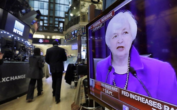 Fed Chairwoman Janet Yellen announced that the Fed will raise its key rate by a quarter point. It won't be immediately noticeable, but it could help