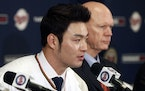 From one Korean Minnesotan to another: Welcome to Byung Ho Park