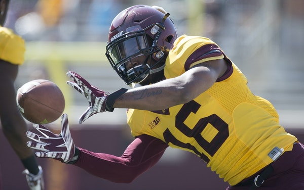 Jeff Jones was a blue-chip recruit out of Washburn High School, but he could never find his footing with the Gophers.