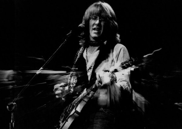 A Paul Kantner memory in Minneapolis: Feed your head