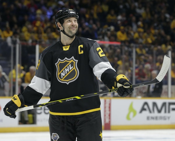 John Scott, whose appearance in the NHL All-Star Game was somewhat controversial, ended up as its MVP after scoring two goals. And now there could be