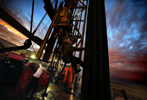 On Friday, North Dakota crude dropped to $20 per barrel. That's one-fifth of the price of 2012, at the peak Bakken boom.