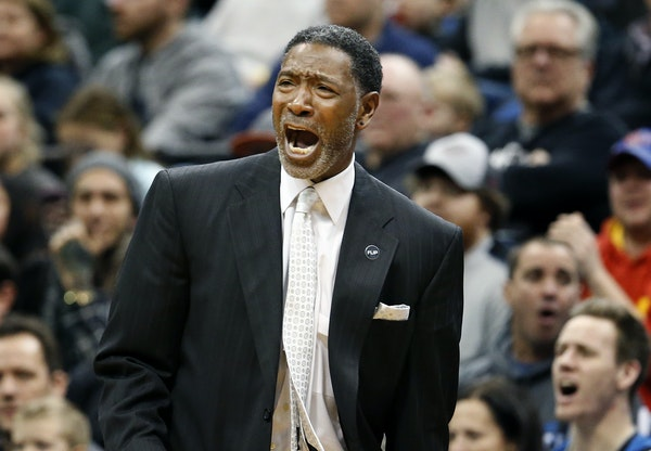Interim coach Sam Mitchell doubled down on his plan to make development of the Timberwolves' young nucleus of stars a priority.