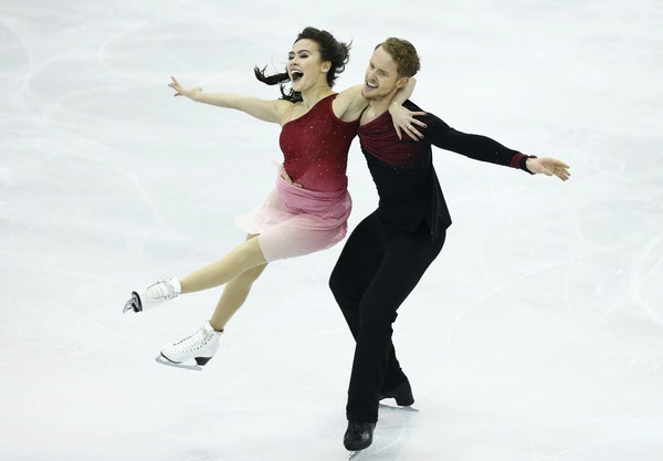 Madison Chock and Evan Bates were silver medalists at the 2015 world championships.