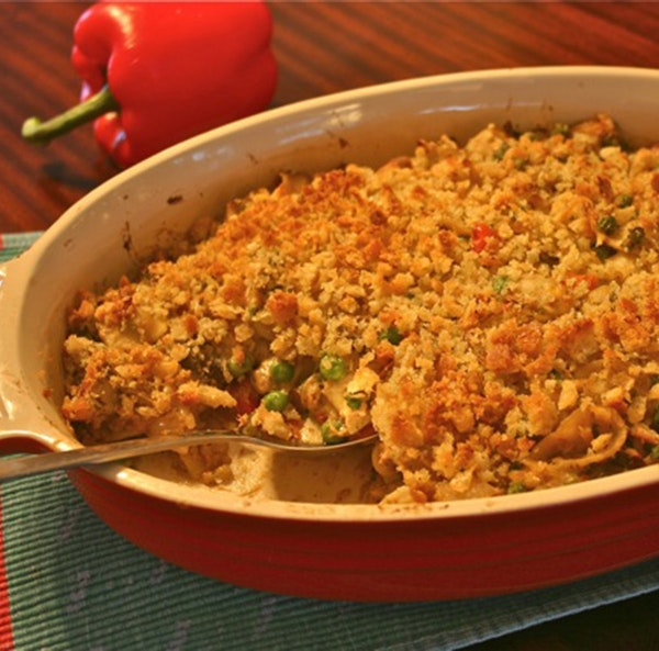 From artichokes to leeks, put your own spin on tuna noodle casserole.