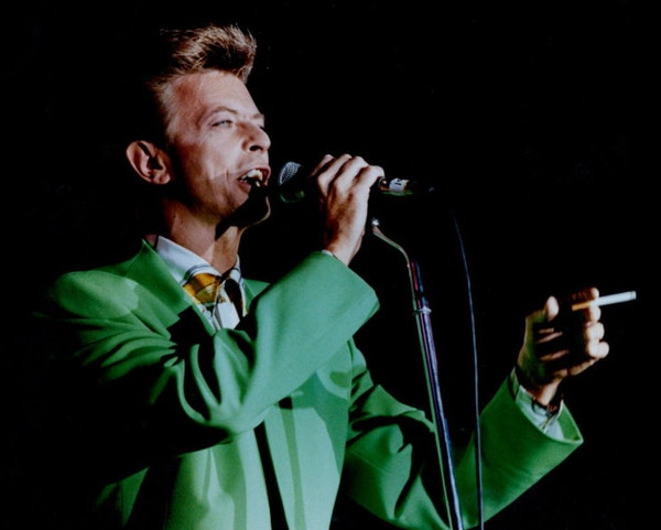 Bream on David Bowie: My interviews with the late rock icon