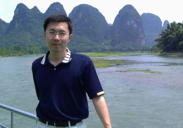 Yiwei Zheng, pictured above, was arrested by federal agents Tuesday following an indictment that he smuggled elephant ivory and rhino horn to China. Z