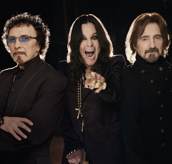 Original Black Sabbath members Tommy Iommi, Ozzy Osbourne and Geezer Butler have named their tour The End, and they appear to mean it.