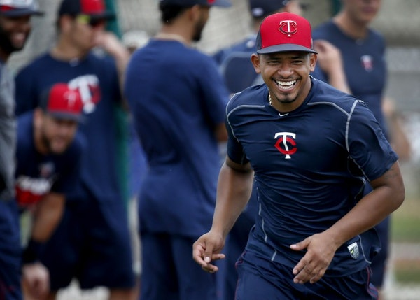 After two seasons as a utility player and two more of winning the shortstop job during the year, Eduardo Escobar enters this Twins spring training as