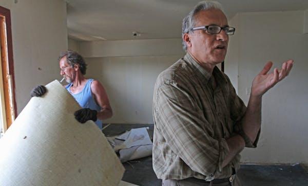 Minneapolis landlord Mahmood Khan in 2012.