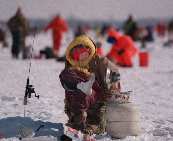 Ice-fishing contests attracted more than 62,000 anglers to 88 permitted contests over a three-month stretch last year.
