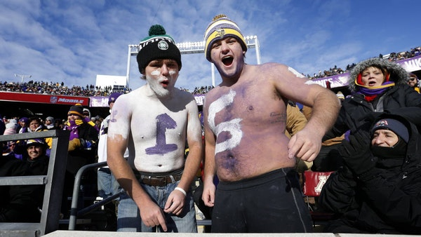 Vikings fans, heed the warning from Paul Douglas