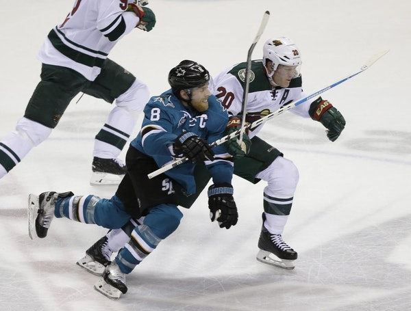 Wild Minute: Wild again blows chance for a point on the road