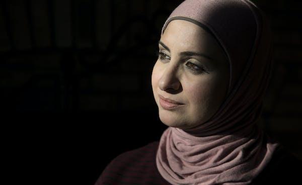 Hanadi Chehabeddine works as a bridge-builder between the Muslim and non-Muslim community.