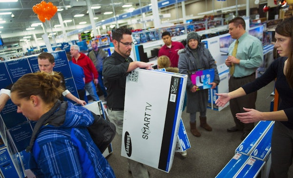 While most of the big-box retailers are sticking to the Thanksgiving Day openings, Black Friday is still one of their biggest shopping events of the y