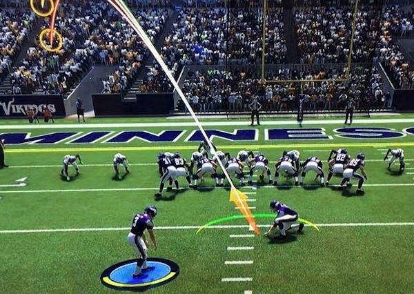EA Sports Madden account tweets harsh Blair Walsh image