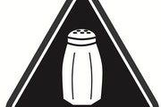 The National Restaurant Association has gone to court to stop a little salt shaker from taking over chain restaurant menus in New York City.