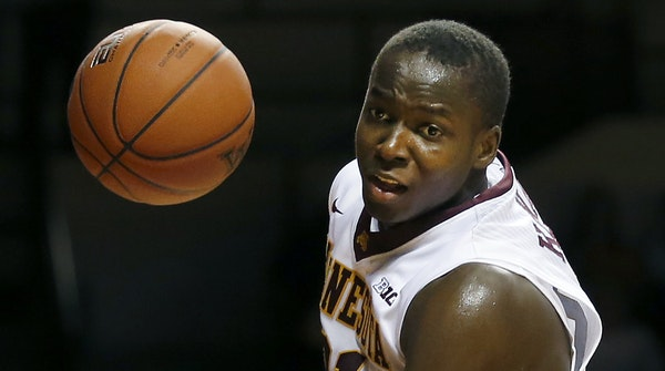 Bakary Konate has energy and desire, but his transition to the high-level American game has not come quickly.