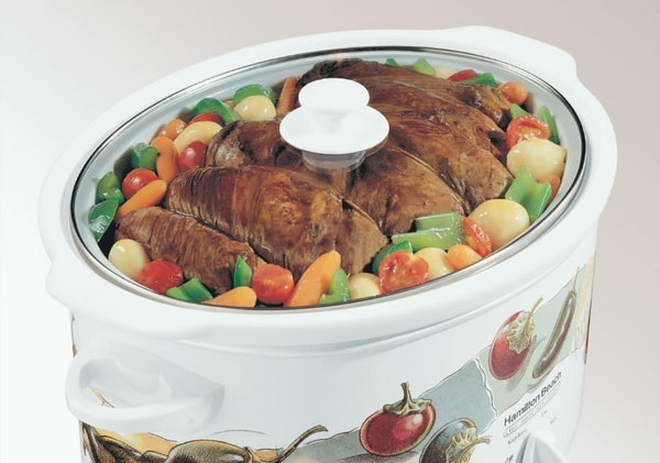 Every kitchen should have a slow cooker.