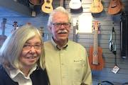 Nancy Vernon and Eugene Monnig own Cadenza Music in St. Paul.