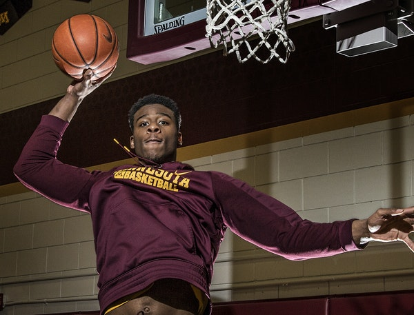 Gophers basketball transfer Davonte Fitzgerald