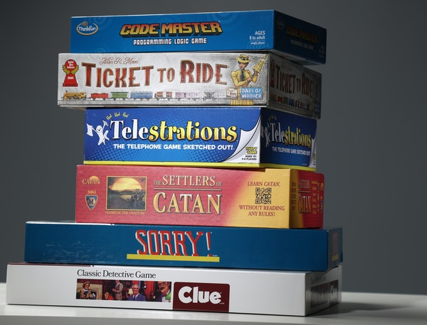 Here are some of the can't-miss board games.