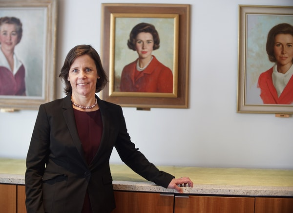 """General Mills' Elizabeth Nordlie believes consumers will continue to buy General Mills' baked goods because """"you want to delight your family with home"""