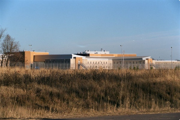 FILE -- The Rush City prison, which opened in 2000. The Department of Corrections planned to seek $141 million this year to add space for 500 more pri