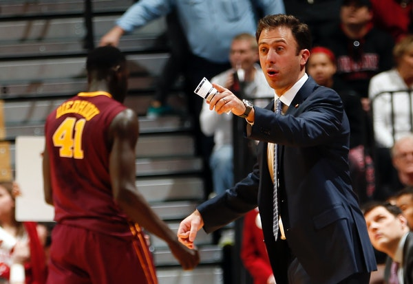 Richard Pitino's Gophers are 0-10 in Big Ten play, but they stayed close in their past two losses.