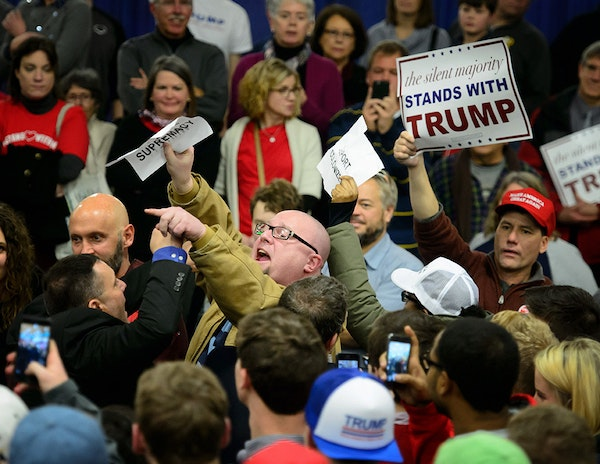 Iowa caucusgoers: 'It's time for a change'