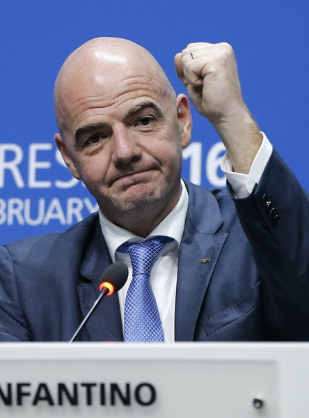 Gianni Infantino, a Swiss-Italian lawyer, was elected FIFA president. He succeeds Sepp Blatter.