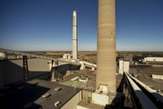 Two coal-burning units at the Sherco power plant in Becker, Minn., will be retired sometime in the 2020s, to Xcel Energy said.