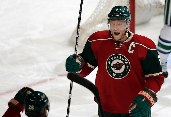 By sticking with it, Mikko Koivu's production has taken off.