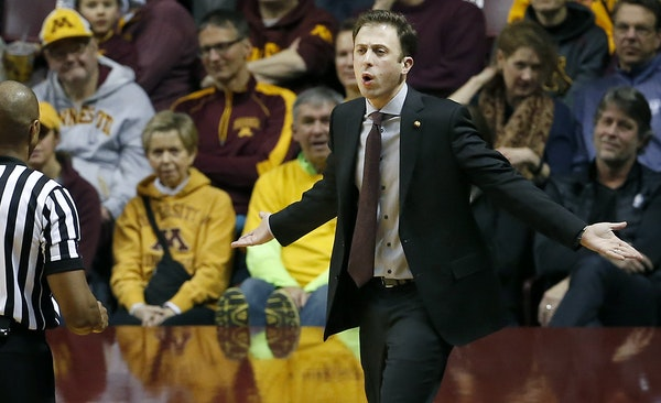 In their third season under Richard Pitino, the Gophers are off to an 0-12 start in Big Ten play, and their 13-game losing streak is three short of th