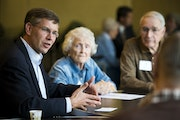 Erik Paulsen, shown as a candidate in 2012, said he understands the frustration expressed by Donald Trump supporters in his district.
