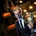 """Chris Thile, at the Fitzgerald Theater, grew up listening to """"A Prairie Home Companion."""" He will be a guest on the May 27 show as he prepares to take"""