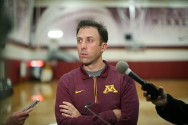 Gophers men's basketball coach Richard Pitino, typically not one to grant extra interview requests, has been making the media rounds lately.