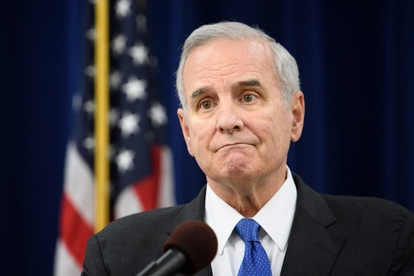 Gov. Mark Dayton addressed on Monday the Legislature's failure to pass a bonding or transit bill. Now he might do more in setting the agenda for a spe